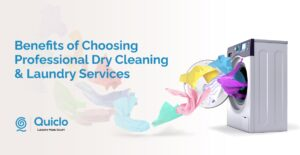 Benefits of Choosing Professional Dry Cleaning and Laundry Services in Hyderabad