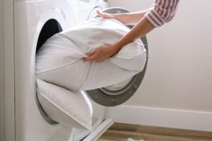 How should you wash your duvets and covers