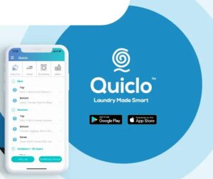 Quiclo for your laundry services