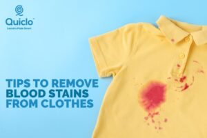 How To Remove Blood Stains from cloths