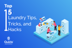 Top 15 Laundry Tips, Tricks, and Hacks