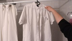 Wrinkles out of your clothes quickly - Laundry tips and tricks