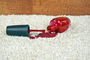 How To Remove Nail Polish From Clothes Carpet