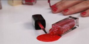 Understanding Nail Paint - How to Remove Nail Paint From Clothes