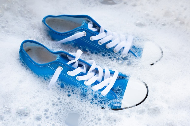 Sneakers - Laundry Tips For Hard to Wash