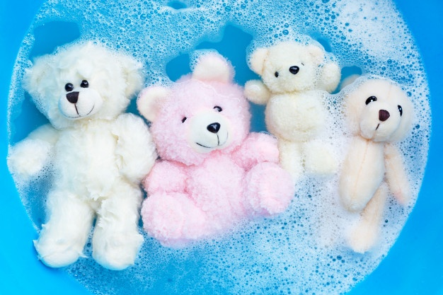 Stuffed animals Cover - Laundry Tips For Hard to Wash